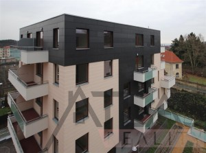 Novostavba bytu 4+kk k pronájmu, Praha 6 - Veleslavín, ul. Pod Dvorem