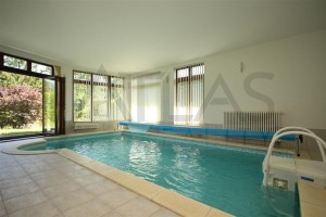 Incredible indoor pool - Luxury Villa with indoor pool, 4 Bedroom, 320 sq.m. in Prague 6 - Nebusice